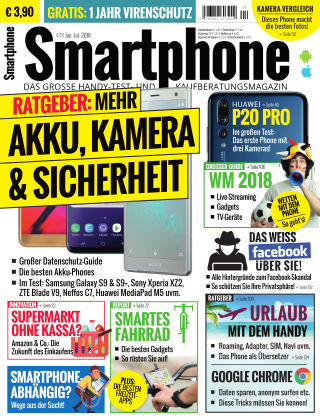 Smartphone Magazin 4/2018
