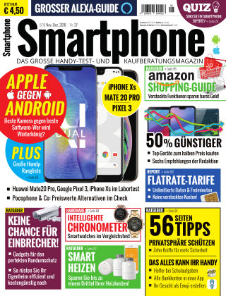 Smartphone Magazin 8/2018