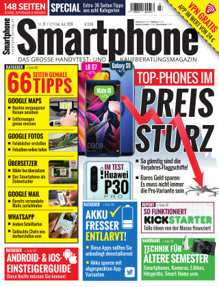 Smartphone Magazin 3/19