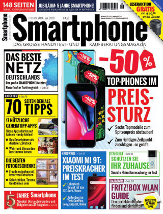 Smartphone Magazin 8/19
