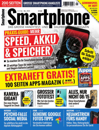 Smartphone Magazin 1/20