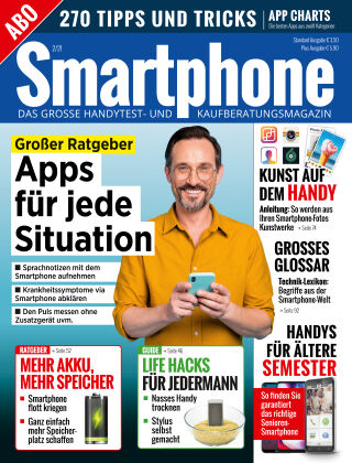 Smartphone Magazin 2/21