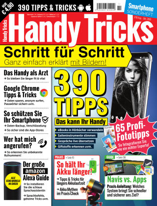 Smartphone Magazin Extra Handy Tricks 2/18