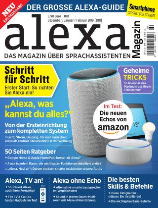 Smartphone Magazin Extra ALEXA Sonderheft