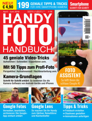 Smartphone Magazin Extra Handy Foto 1/19
