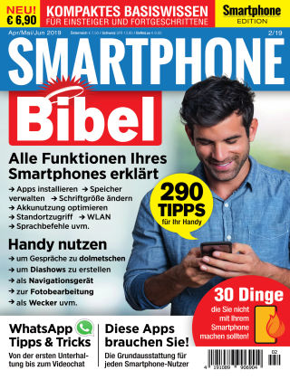 Smartphone Magazin Extra SmartphoneBibel 2/19