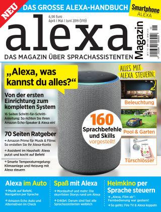 Smartphone Magazin Extra ALEXA 1/19