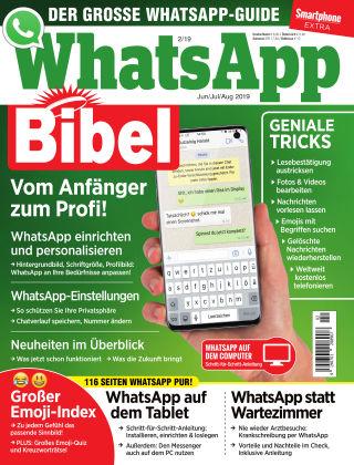 Smartphone Magazin Extra WhatsApp Bibel 2/19