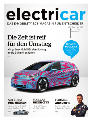 Smartphone Magazin Extra electricar #1