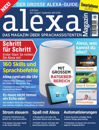 Smartphone Magazin Extra Alexa-Guide 1/19