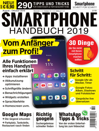 Smartphone Magazin Extra SmartphoneHandbuch 2