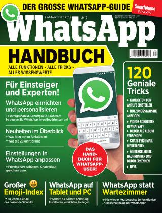 Smartphone Magazin Extra WhatsApp Handbuch 19