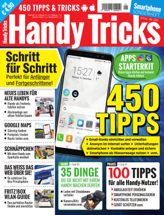 Smartphone Magazin Extra Handy Tricks