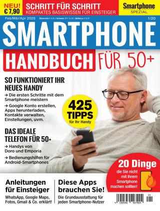 Smartphone Magazin Extra Handbuch für 50+