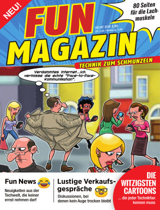 Smartphone Magazin Extra FUN Magazin 1/20