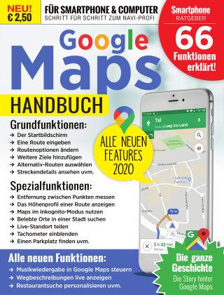 Smartphone Magazin Extra Google Maps 1/20