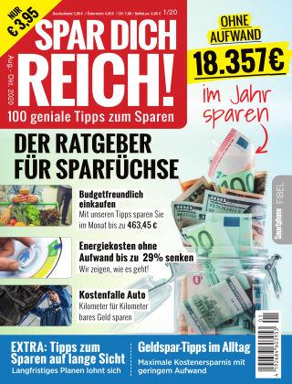 Smartphone Magazin Extra SPAR DICH REICH 1/20
