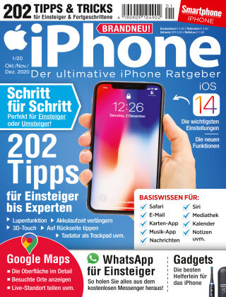 Smartphone Magazin Extra iPhone 1/20