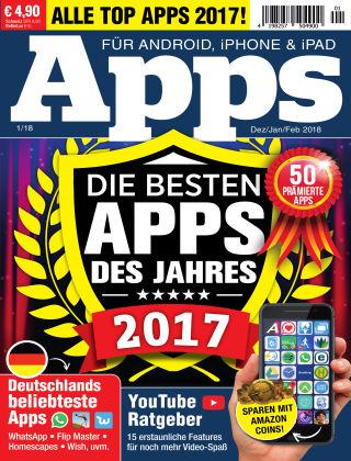Apps Magazin 1/2018