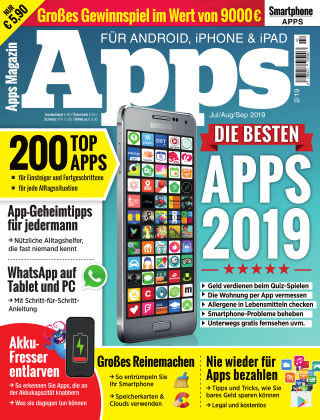 Apps Magazin 2/2019