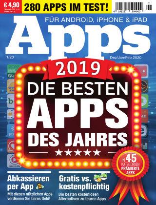 Apps Magazin APPS Magazin 1/20