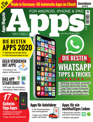 Apps Magazin 3/20