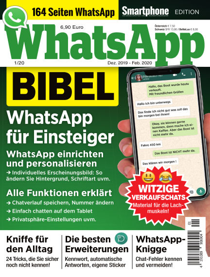 WhatsApp Bibel November 08, 2019 00:00
