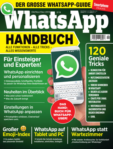WhatsApp Bibel October 11, 2019 00:00
