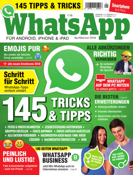 WhatsApp Bibel March 14, 2018 00:00