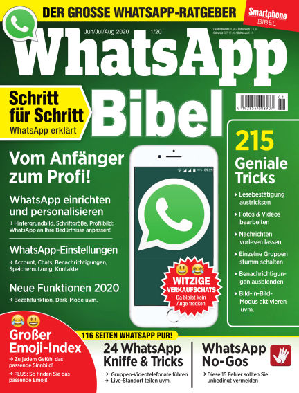 WhatsApp Bibel