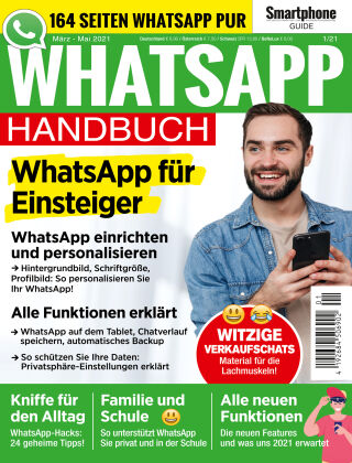 WhatsApp Bibel Handbuch 1/21