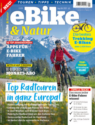 eBike & Natur 1/2021