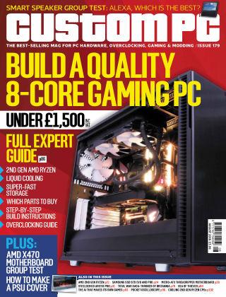 Custom PC August