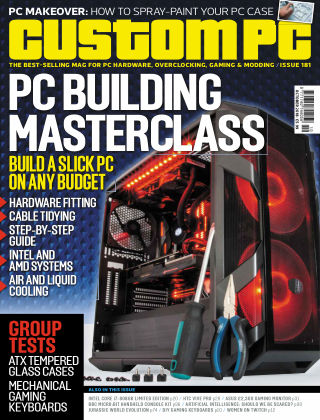 Custom PC Oct 18