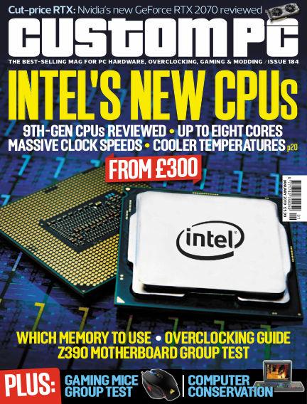 Custom PC November 08, 2018 00:00