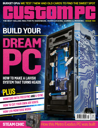 Custom PC July 2019