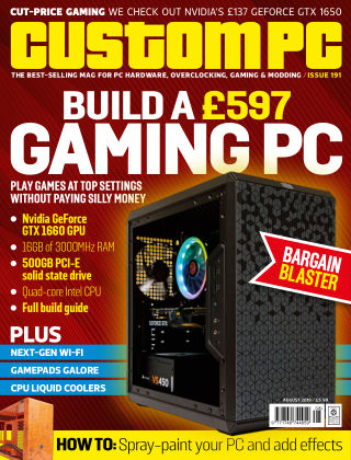 Custom PC August2019