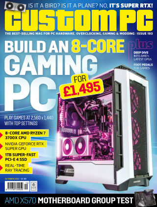 Custom PC October 2019