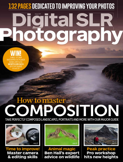 Digital SLR Photography May 09, 2018 00:00