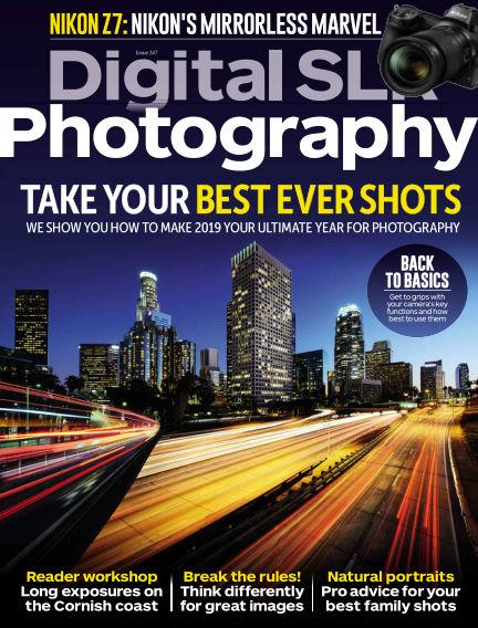 Digital SLR Photography January 08, 2019 00:00