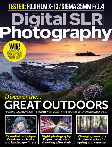 Digital SLR Photography February 12, 2019 00:00