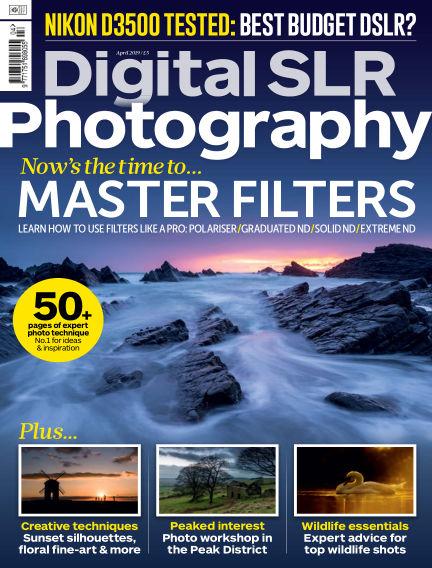Digital SLR Photography March 12, 2019 00:00