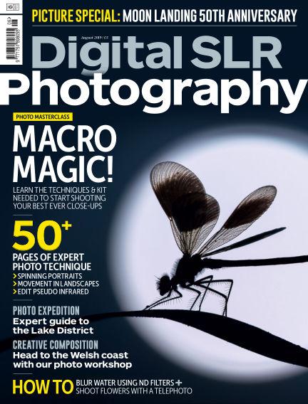 Digital SLR Photography July 09, 2019 00:00