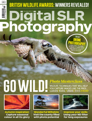 Digital SLR Photography November2019