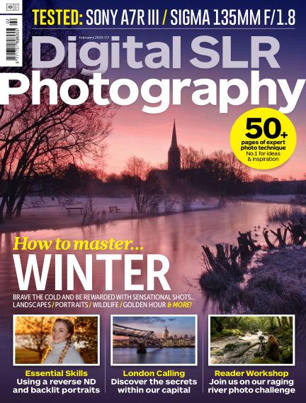 Digital SLR Photography January 07, 2020 00:00