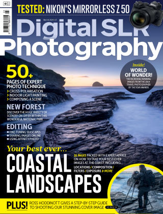 Digital SLR Photography March2020