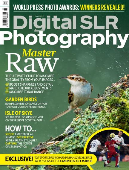 Digital SLR Photography May 05, 2020 00:00