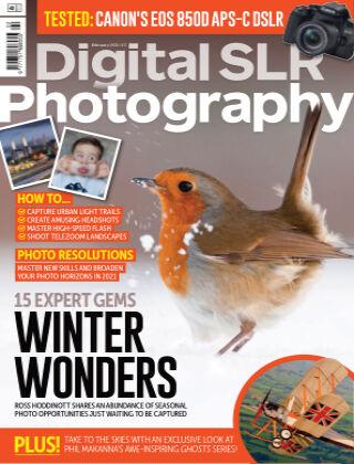 Digital SLR Photography February2021