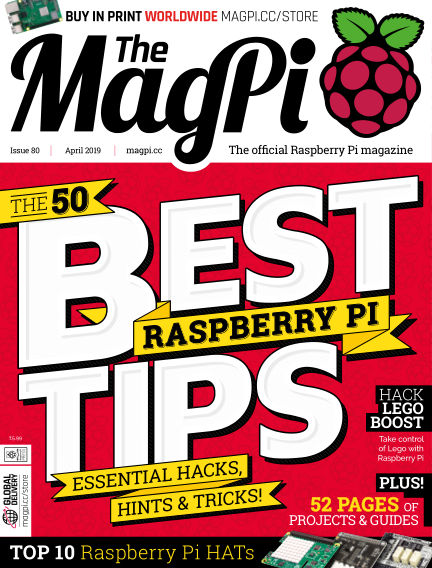 The MagPi magazine March 30, 2019 00:00
