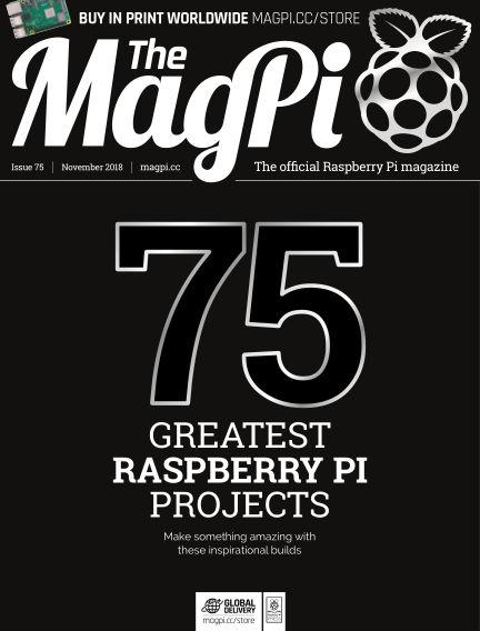 The MagPi magazine October 28, 2018 00:00